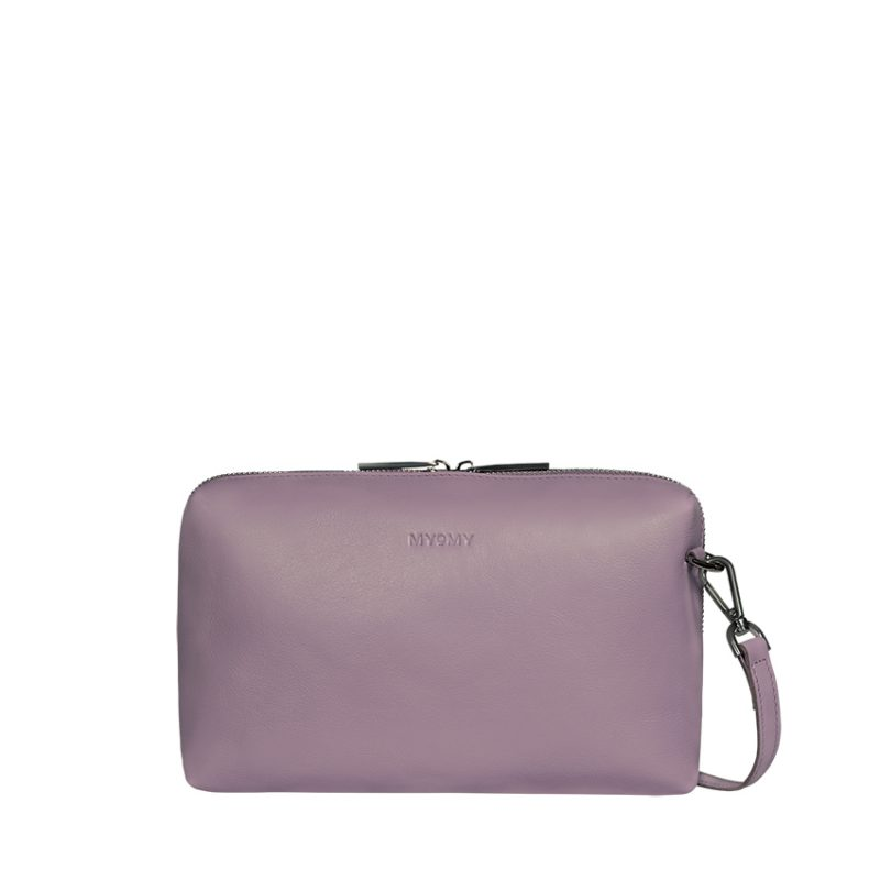 MY BOXY BAG Handbag - Lavender