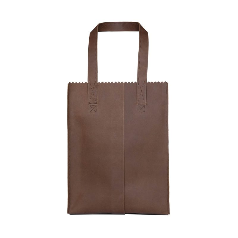 MY PAPER BAG Long handle zip