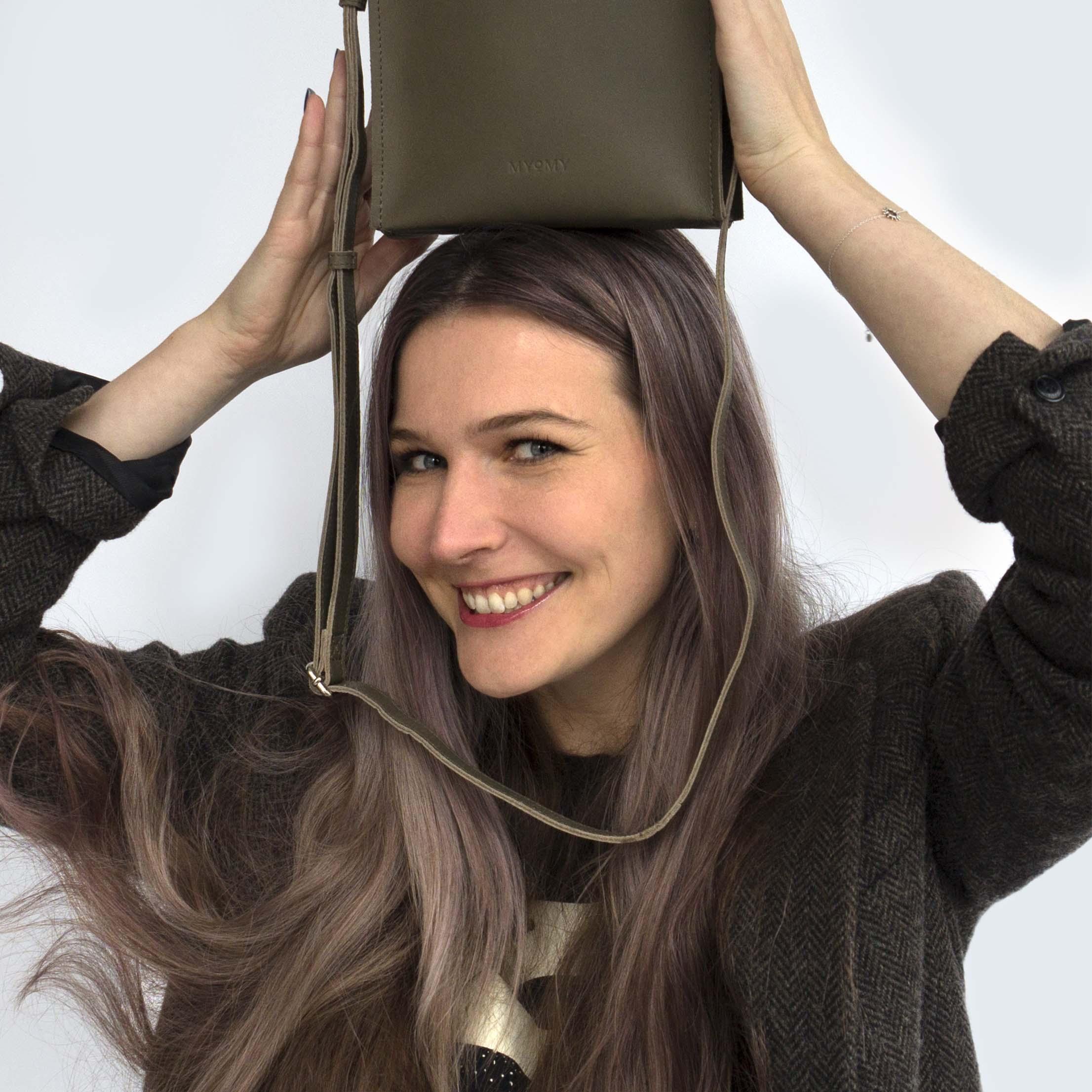 Fleur Geerinck - Paperbag Baggy