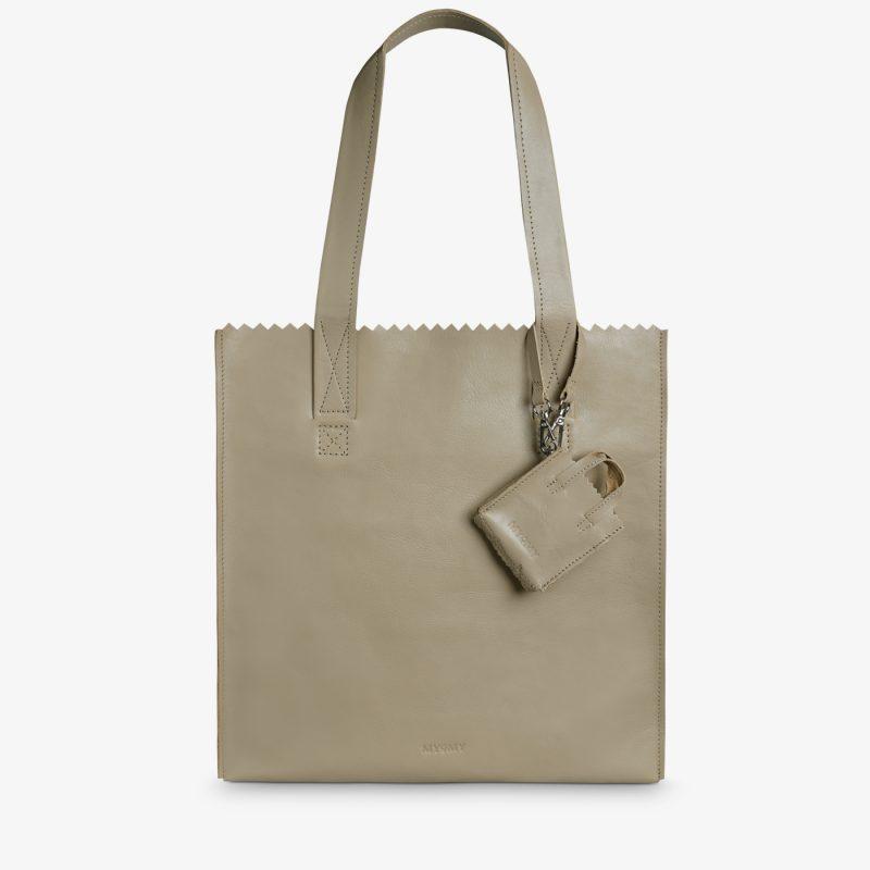 MY PAPER BAG SQUARE Shopper