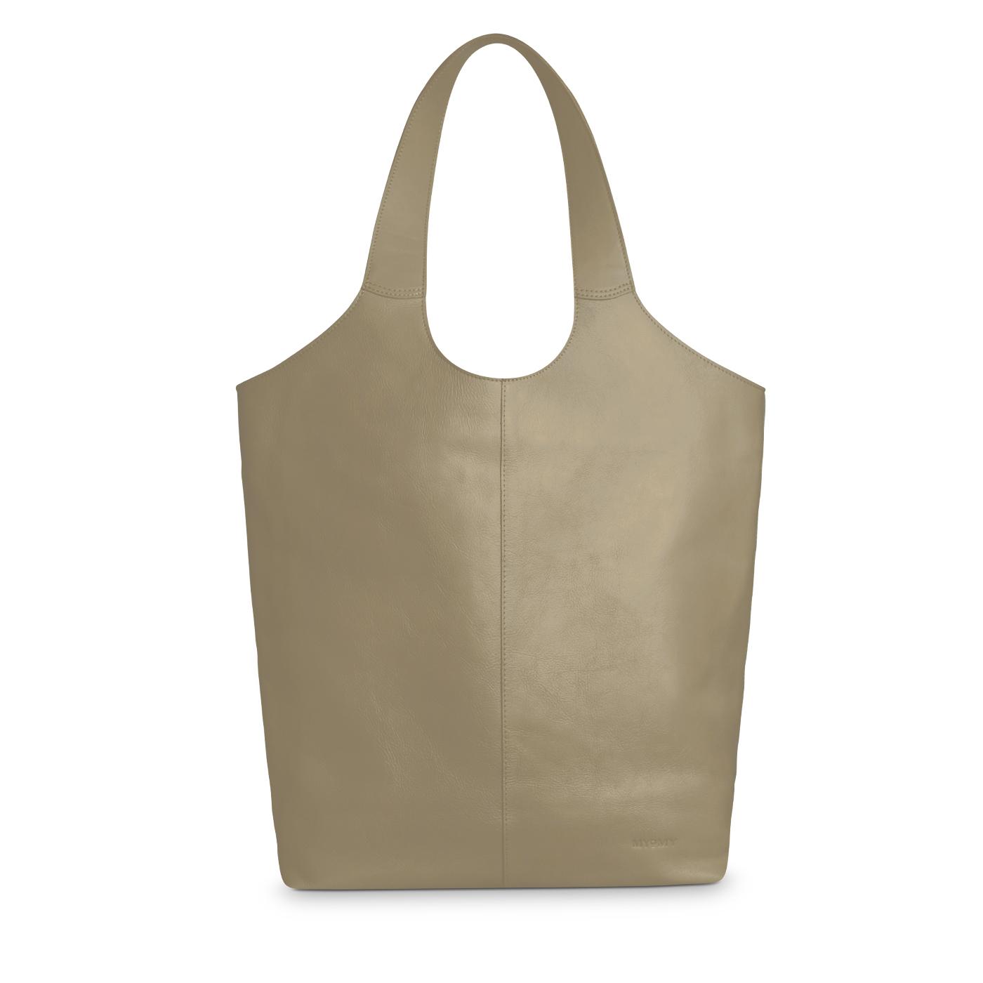 De my sarah bag shopper is een grote tas met veel ruimte en is te herkennen aan zijn vrouwelijke lijnen en ...